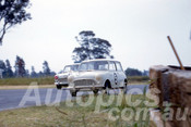 61046 - Morris 850  - Warwick Farm 1961 - Photographer Peter Wilson