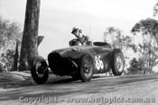 58107 - J. Bowring Austin 7 -  Templestowe Hill Climb 1958