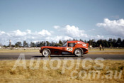 61051 - Bryan Thomson - Monza - Warwick Farm 1961 - Photographer Peter Wilson