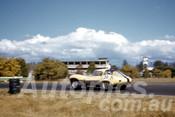 61054 - Frank Matich - D Type Jaguar  - Warwick Farm 1961 - Photographer Peter Wilson