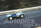 62022 - Rene Nevens - Simca Sports - Catalina 1962 - Peter Wilson Collection