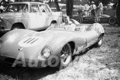 63054 - John Martin Lola & #43 K. Milburn FJ Lotus - Catalina 1963 - Paul Manton Collection