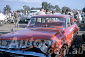 63059 - Lex Davison, Ford Galaxie - Sandown 1963 - Barry Kirkpatrick Collection