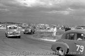 59003 - #79 H. Firth Holden / #90 G. Brown Holden FX / #92 G. Faifers Austin A 90 - Fishermen s Bend 1959