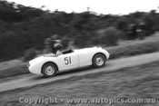 59104 -  Harry Firth Austin Healey Sprite - Rob Roy  Hill Climb 1959