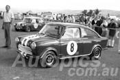 67128 - Brian Foley, Broadspeed GTS - Warwick Farm 1967 - Paul Manton Collection