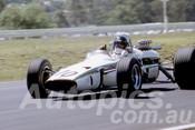 68305 - Leo Geoghegan Lotus 39 Repco V8 - Warwick Farm 1968 - Peter Wilson Collection