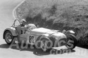 73452 - Graham Howard, Lotus MK6 Coventry Climax  - Bathurst 1973 - Photographer Lance J Ruting