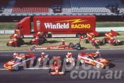 92063 - Winfield Racing Team 1992 - Nissan Skyline GT-R R32 - Jim Richards & Mark Skaife