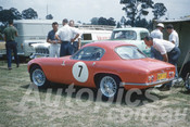 62018a - Brian Foley, Lotus Elite - Warwick Farm 1962 - Photographer Peter Wilson