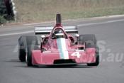 77642-  Peter Gethin Chevron B37- Tasman Series Australian Grand Prix Oran Park 1977 - Photographer Neil Stratton