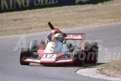 77644 -  Garrie Cooper, Elfin MR8 Chev - Tasman Series Australian Grand Prix Oran Park 1977 - Photographer Neil Stratton