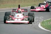 77648 - Ver Schuppan, Elfin MR8 Chev - Tasman Series Australian Grand Prix Oran Park 1977 - Photographer Neil Stratton