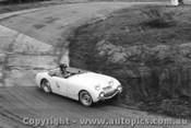 59111 -  H. Firth Austin Healey Sprite - Templestowe  Hill Climb 1959