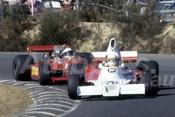 81625 - John Wright, Lola T400 &  Alf Costanzo, McLaren M26 - Amaroo 1981- Photographer Lance J Ruting