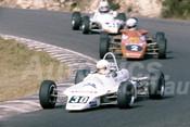 82101 - Geoff W al t ers, Elwyn & Don Bretland, Van - Dieman - Formula Ford - Amaroo Park 1982  - Photographer   Lance J Ruting