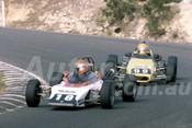82105 - Don Greig Bowin P6 / Robert Simpson, Elfin - Formula Ford - Amaroo Park 1982  - Photographer  Lance J Ruting