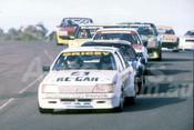 82113 - Allan Grice, Holden Commodore  - Amaroo Park 1982  - Photographer  Lance J Ruting
