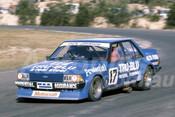 82115 - Dick Johnson, Ford Falcon - Amaroo Park 1982  - Photographer  Lance J Ruting