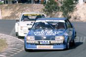 82120 - Dick Johnson, Falcon & Allan Grice, Commodore - Amaroo Park 1982  - Photographer  Lance J Ruting