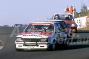 82131 - Peter Brock & Terry Finnagan, Holden Commodore - Amaroo Park 1982  - Photographer  Lance J Ruting
