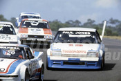 84092 - Paul Jones, Falcon - Amaroo Park 1984 - Photographer Lance J Ruting
