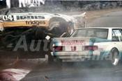 84093 - Ken Mathews, Commodore & Paul Jones, Falcon - Amaroo Park 1984 - Photographer Lance J Ruting