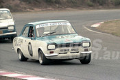 84096 - Darrel Berry, Ford Escort - Amaroo Park 1984 - Photographer Lance J Ruting
