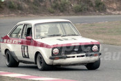 84099 - Bob Harris, Ford Escort - Amaroo Park 1984 - Photographer Lance J Ruting