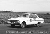 62717 - Harper / Reaburn / Fisher - Ford Falcon Pursuit  XL - Armstrong 500 - Phillip Island 1962