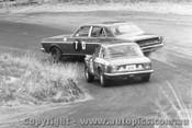 68732  -  McKeown / Martin  Ford Falcon GT Auto  - Gulson / Brown Alfa Rmeo 1750 GTV - Bathurst 1968