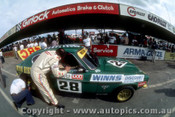76761 - D. Johnson / G. Moore - Bathurst 1976 - Ford Capri