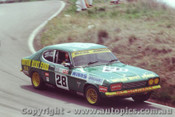 76765 - D. Johnson / G. Moore - Bathurst 1976 - Ford Capri
