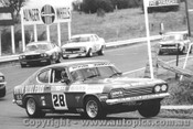 76763 - D. Johnson / G. Moore - Bathurst 1976 - Ford Capri