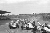 69531a - First Lap Formula Vee Race Sandown 1969 - Hutton - Reynolds - Prendergast - Brown and many more