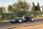 62525 - Stirling Moss Lotus 21 Climax  - Sandown 1962