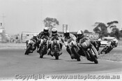 71304 - G. Agostini  MV Agusta / R. Hinton Yamaha / R. Toombes Matchless / J. Maher Yamaha / B. Roseenthall Yamaha - Calder 1971
