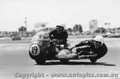 71313 - G. Miller / R. Bennett  650 Triumph - Calder 1971