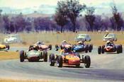 Paul King Malmark Elfin Formula Vee - Phillip Island 1972