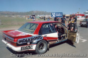 82726 - Taylor / Kennedy  Holden Commodore - Bathurst 1982