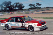 84742 - Taylor / Kennedy  Holden Commodore - Bathurst 1984