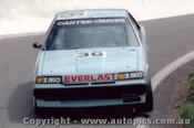 86744 - M. Carter / B. OBrien  Nissan Skyline  - Bathurst 1986