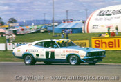 75759  -  J. Goss / K. Bartlett  - Bathurst 1975 -Ford Falcon XBGT