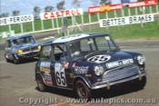 75760 - T. Wade / L. Dellaca - Morris Cooper S - Bathhurst 1975