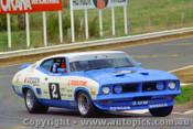 76771  -  Goss / Richards  -  Bathurst 1976 - Ford Falcon XB GT