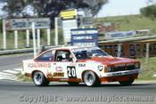 77736 -  G. Wigston / B. Hindhaugh   - Holden Torana A9X - Bathurst 1977