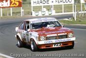 77737 -  G. Wigston / B. Hindhaugh   - Holden Torana A9X - Bathurst 1977