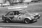 80729 -  Cartwright / Stevens  -  Bathurst 1980 - Ford Escort RS2000
