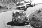 75763 - T. Wade / L. Dellaca - Morris Cooper S  M. McGinley / P. King Honda Civic  - Bathurst 1975