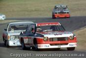 76030 - C. Bond Holden Torana V8 - T. Edmondson Valiant Charger V8 - Oran Park 1976